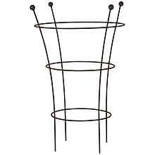 Buy Garden Trading Barrington Flared Plant Support Online at johnlewis.com