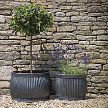 Buy Garden Trading Vence Planters, Set of 2 Online at johnlewis.com