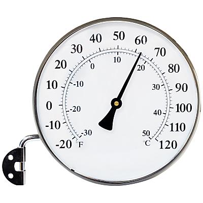 Garden Trading Fitzroy Circular Thermometer