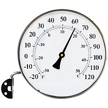 Buy Garden Trading Fitzroy Circular Thermometer Online at johnlewis.com