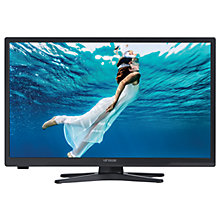 "Buy Linsar 22LED3000 LED HD 1080p Smart TV/DVD Combi, 22"" with Freeview HD Online at johnlewis.com"