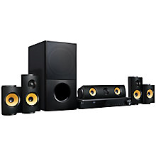 Buy LG LHB725 5.1 Bluetooth Wi-Fi 3D Smart Blu-ray/DVD Home Cinema System Online at johnlewis.com