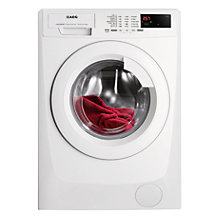 Buy AEG L68270FL Freestanding Washing Machine, 7kg Load, A+++ Energy Rating, 1200 rpm Spin, White Online at johnlewis.com