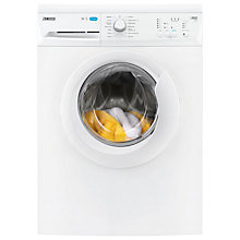Buy Zanussi ZWF71240W Freestanding Washing Machine, 7kg Load, A+++ Energy Rating, 1200rpm Spin, White Online at johnlewis.com