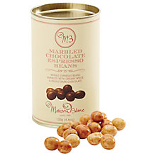 Buy Maison Blanc Marbled Chococolate Espresso Beans Online at johnlewis.com