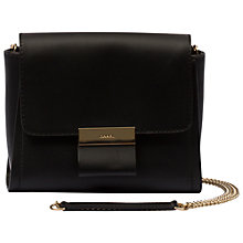 Buy Gerard Darel Lipp Shoulder Bag, Black Online at johnlewis.com