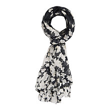 Buy Gérard Darel Allure Scarf, Black Online at johnlewis.com