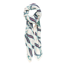 Buy Gérard Darel Aldo Silk Scarf, Beige Online at johnlewis.com