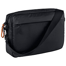 Buy Nike Medium Studio Kit Bag, Black Online at johnlewis.com