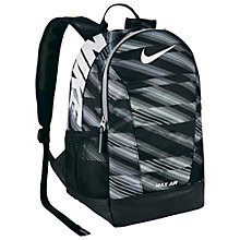 Buy Nike Max Air Kids' Training Backpack Online at johnlewis.com