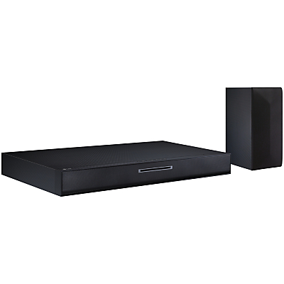 LG LAB550W 2.1ch Smart Blu-ray Sound Plate with Subwoofer