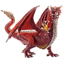 Buy Schleich Knights: Dragon Warrior Online at johnlewis.com