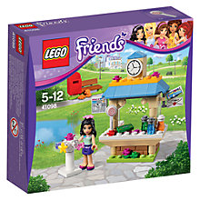 Buy LEGO Friends Emma's Tourist Kiosk Online at johnlewis.com