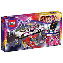 Buy LEGO Friends Pop Star Limo Bundle with Free Activity Book Online at johnlewis.com