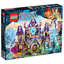 Buy LEGO Elves Skyra's Mysterious Sky Castle Online at johnlewis.com