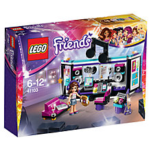 Buy LEGO Friends Star Recording Studio Online at johnlewis.com