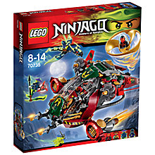 Buy LEGO Ninjago Ronin R.E.X. Online at johnlewis.com