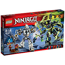 Buy LEGO Ninjago Titan Mech Battle Online at johnlewis.com
