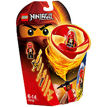 Buy LEGO Ninjago Airjitzu Kai Flyer Online at johnlewis.com