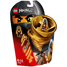 Buy LEGO Ninjago Airjitzu Cole Flyer Online at johnlewis.com