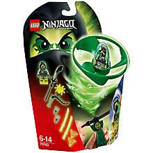 Buy LEGO Ninjago 70743 Airjitzu Morro Flyer Online at johnlewis.com