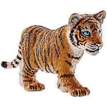 Buy Schleich Wild Animals: Tiger Cub Online at johnlewis.com