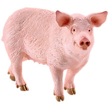 Buy Schleich Farm Life: Pig Online at johnlewis.com