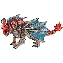 Buy Schleich Knights: Dragon Battering Ram Online at johnlewis.com