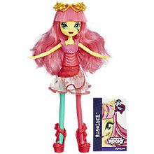 Buy My Little Pony Equestria Girls Roseluck Doll Online at johnlewis.com
