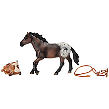 Buy Schleich Farm Life: Western Riding Set Online at johnlewis.com