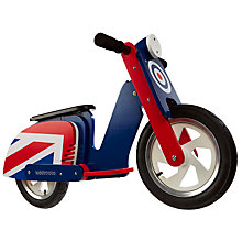 Buy Kiddimoto Brit Pop Scooter Online at johnlewis.com