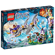 Buy LEGO Elves Aira's Pegasus Sleigh Online at johnlewis.com