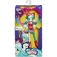 Buy My Little Pony Equestria Girls Lyra Heartstrings Doll Online at johnlewis.com