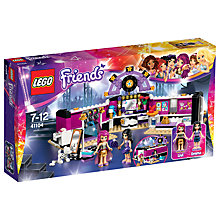 Buy LEGO Friends Pop Star Dressing Room Bundle with Free Activity Book Online at johnlewis.com
