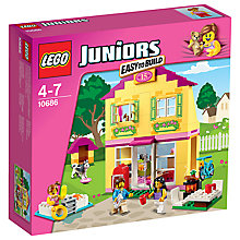 Buy LEGO Juniors Family House Online at johnlewis.com