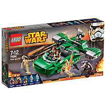 Buy LEGO Star Wars Flash Speeder Online at johnlewis.com