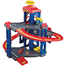 Buy John Lewis Car Park And Toy Garage Play Set Online at johnlewis.com