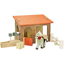 Buy John Lewis Stable Set Online at johnlewis.com