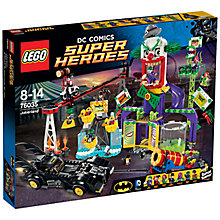 Buy LEGO Super Heroes Jokerland Online at johnlewis.com