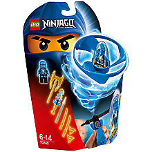 Buy LEGO Ninjago Airjitzu Jay Flyer Online at johnlewis.com