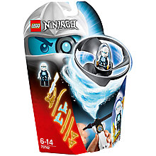 Buy LEGO Ninjago 70742 Airjitzu Zane Flyer Online at johnlewis.com