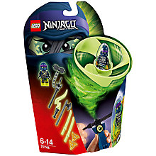 Buy LEGO Ninjago 70744 Airjitzu Wrayth Flyer Online at johnlewis.com