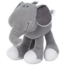 Buy John Lewis Elephant Soft Toy Online at johnlewis.com