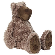 Buy John Lewis Justin Big Bear Soft Toy Online at johnlewis.com