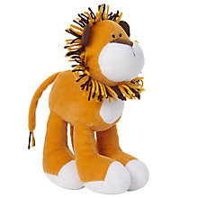 Buy John Lewis Lion Soft Toy Online at johnlewis.com