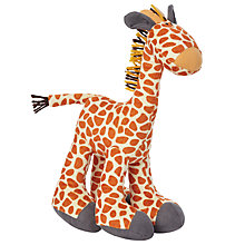 Buy John Lewis Giraffe Soft Toy Online at johnlewis.com