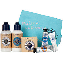 Buy L'Occitane Shea Butter Discovery Kit Online at johnlewis.com