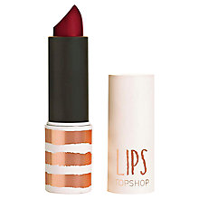 Buy TOPSHOP Lips - 5 Years of Beauty Online at johnlewis.com
