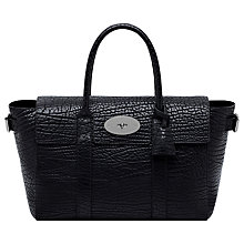 Buy Mulberry Bayswater Buckle Leather Tote Bag Online at johnlewis.com