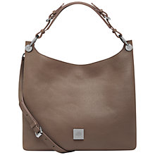 Buy Mulberry Freya Small Leather Hobo Bag Online at johnlewis.com